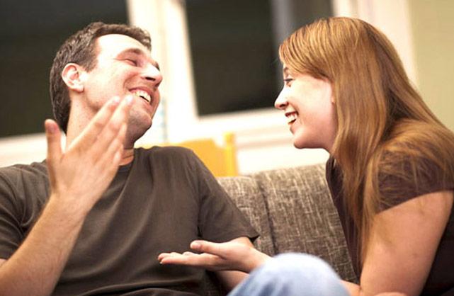 Valorizar o parceiro, um hábito de um casal feliz.