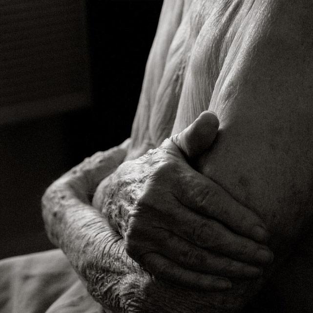Corpo após os 100 anos