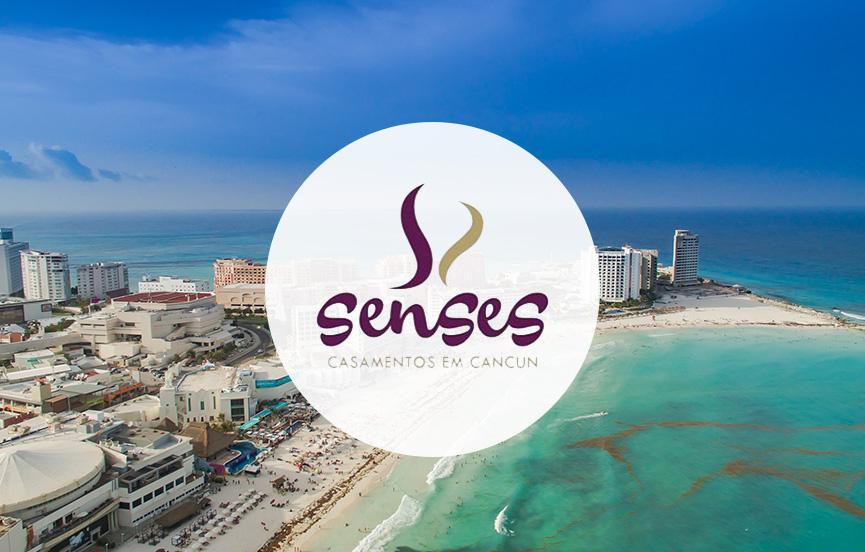 Senses - Casamento em Cancun