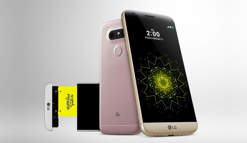 Dia dos Namorados Celular Modular LG
