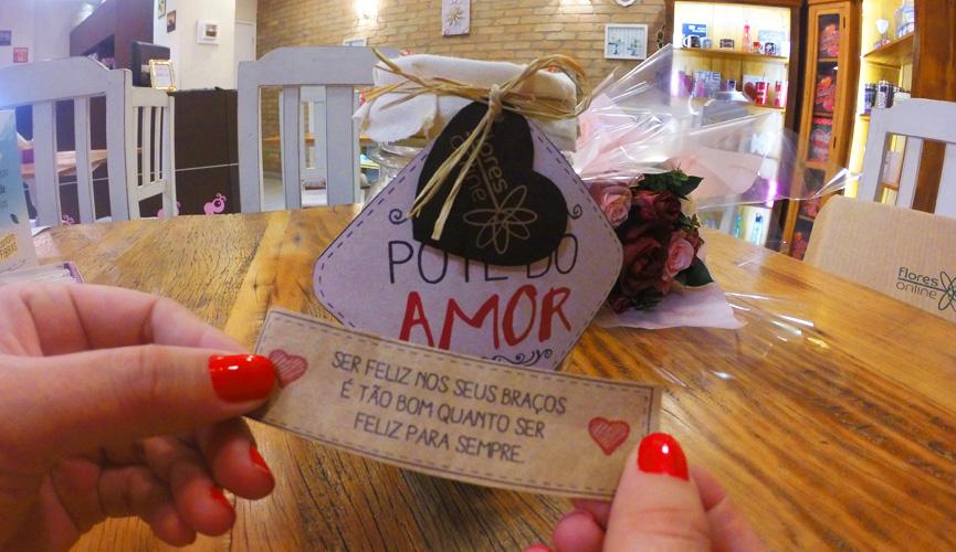 Pote Do Amor Presente Especial Para O Dia Dos Namorados