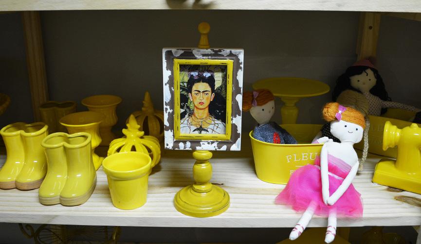 Detalhe Frida