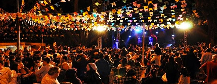 Festa junina da Consolação