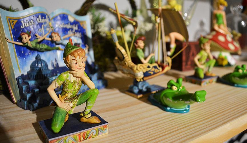 Peter Pan detalhes
