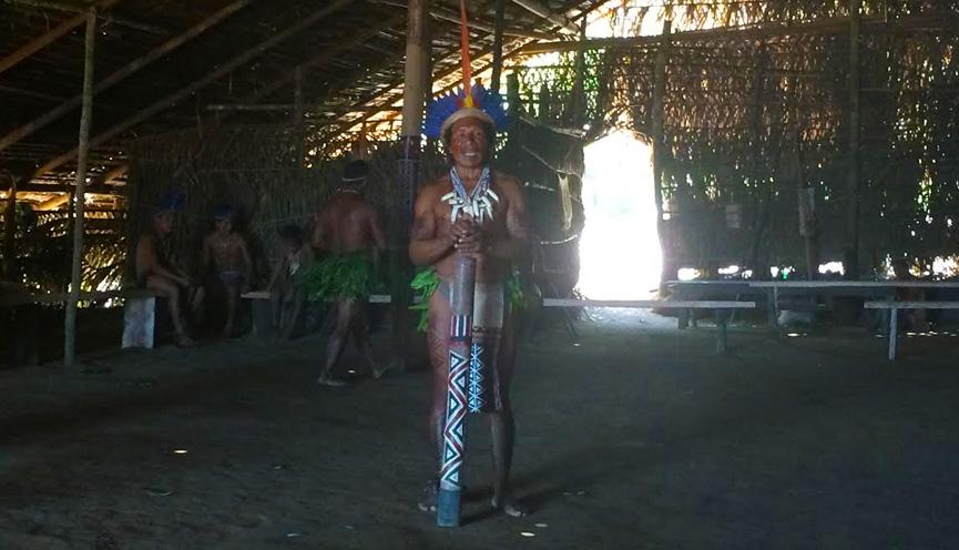 Cacique Amazonas