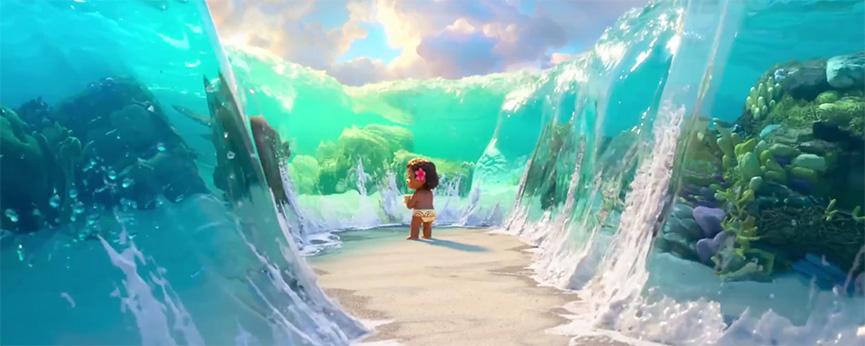 Moana, a nova princesa Disney