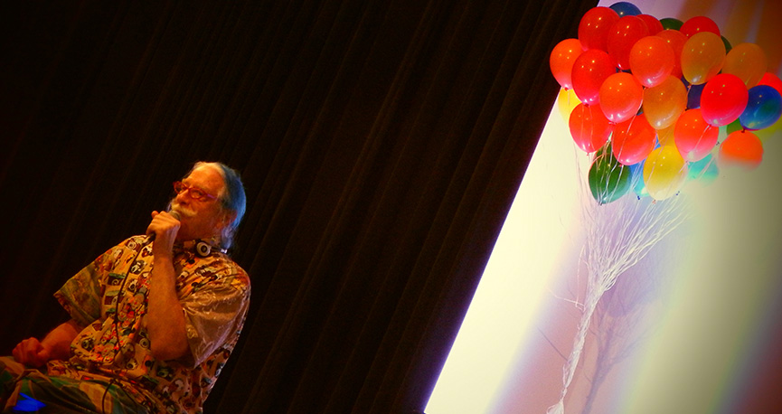 palestra Patch Adams