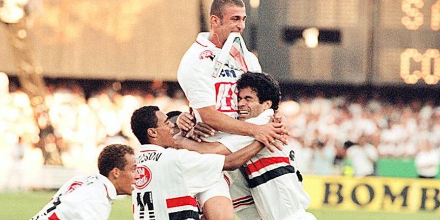 São Paulo campeão 1998
