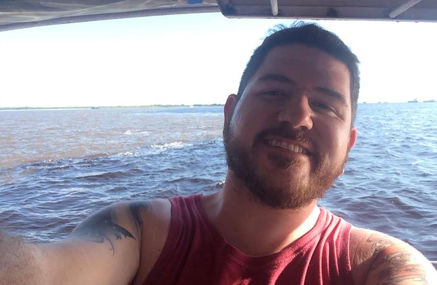 Encontro dos rios: Rio Negro e Solimões
