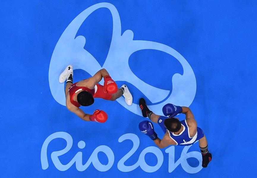 Boxe Rio 2016
