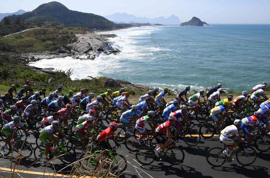 Ciclismo de Estrada Rio 2016