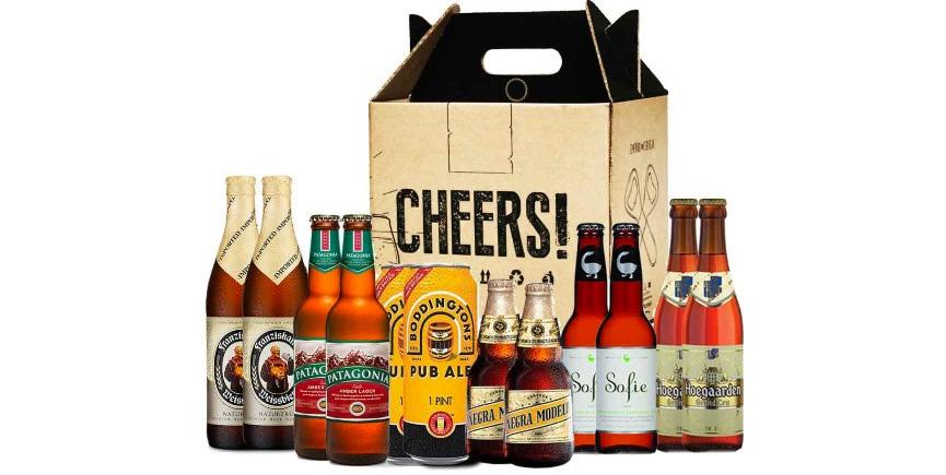 Dia dos Pais Kit de Cerveja Presente