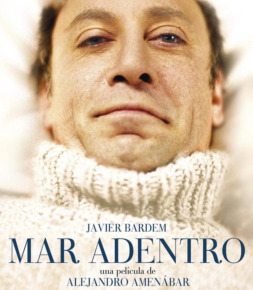 Mar Adentro com Javier Bardem