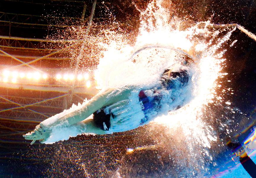 mergulho Rio 2016