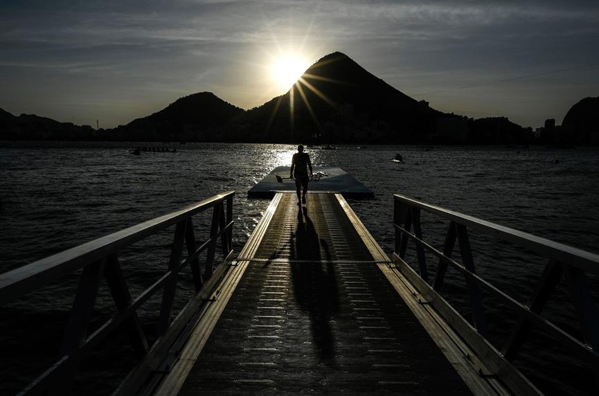 Rio 2016 lagoa