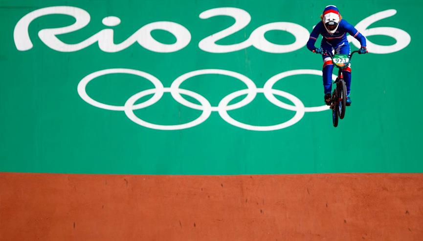 BMX Rio 2016