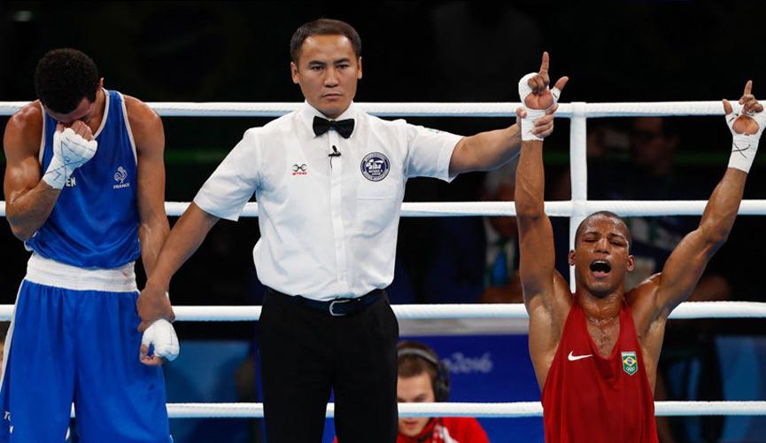 Robson Conceição - Ouro no boxe - Rio 2016