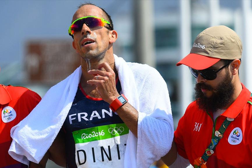 Yohann Diniz da França - Rio 2016