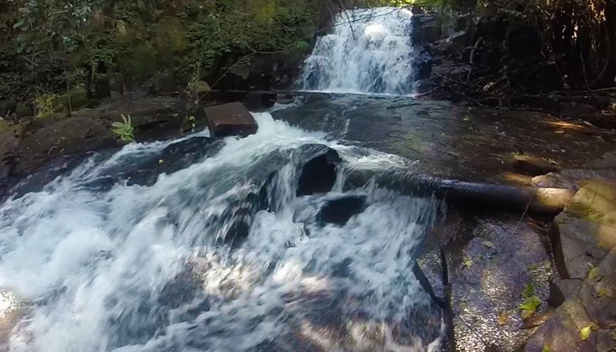 Cachoeira Santa Clara Eco Resort