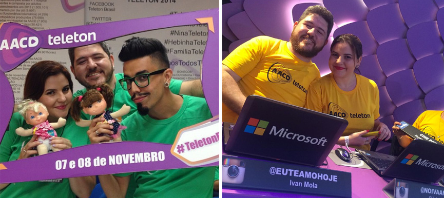 Teleton 2014 e 2015
