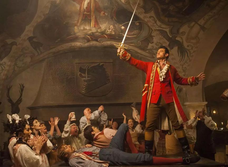 Gaston - A Bela e a Fera