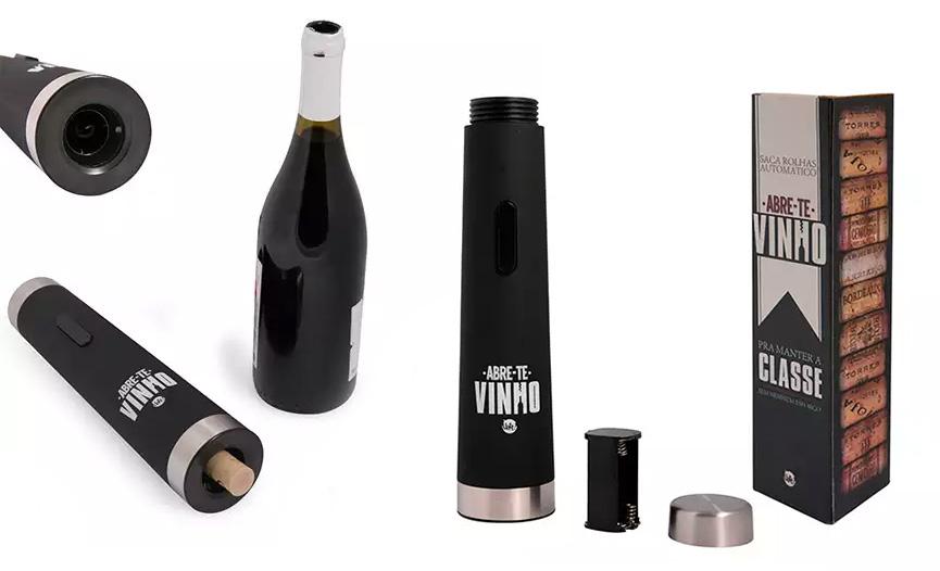 Presente para quem adora vinho