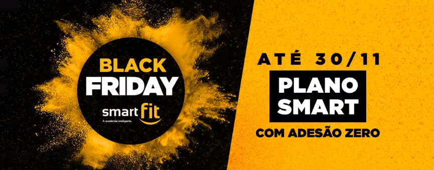 SmartFit Black Friday