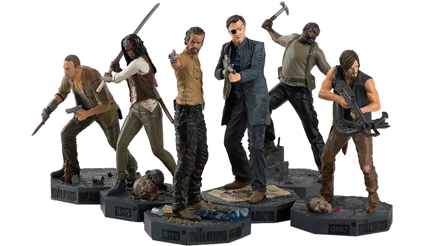 Eaglemoss - The Walking Dead