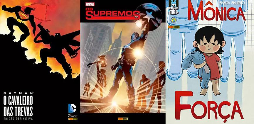 Histórias em Quadrinhos da Panini