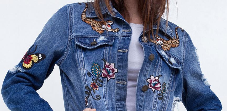 Jaqueta jeans da Renner
