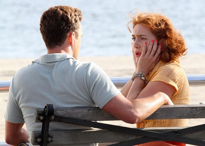 Justin Timberlake e Kate Winslet no novo filme de Woody Allen
