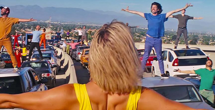La La Land, cena de abertura