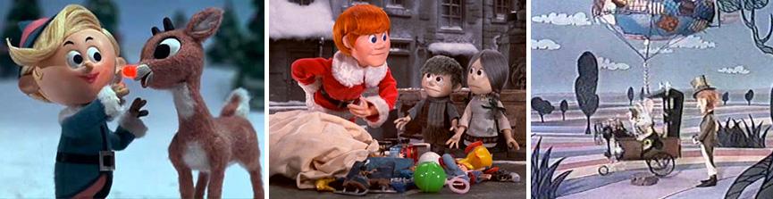 Rudolph, A Verdadeira História de Papai Noel e Peter Rabinho de Algodão
