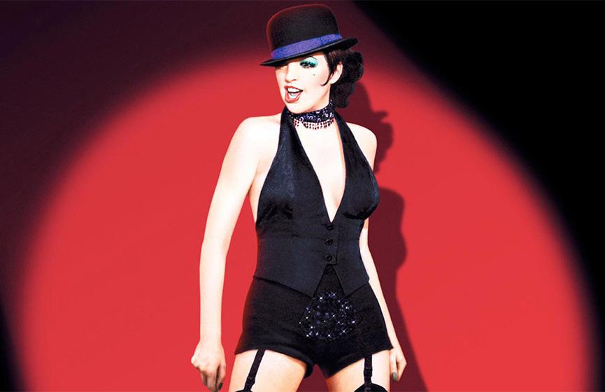 Liza Minnelli em Cabaret