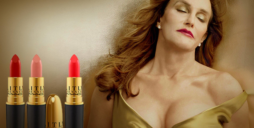 Caitlyn Jenner by MAC