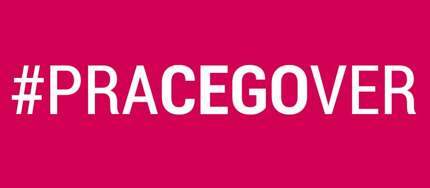 #PraCegoVer: em destaque a hashtag do projeto Pra Cego Ver