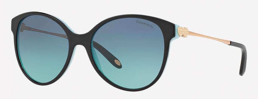 Óculos de Sol feminino da Tiffany & Co, modelo tf4127