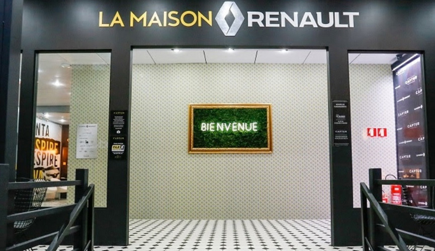 La Maison Renault
