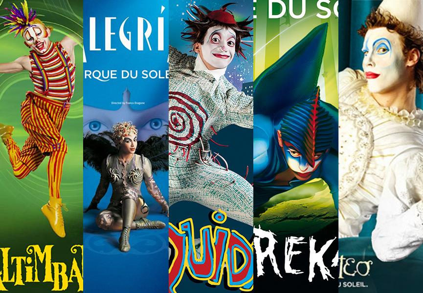 Cirque du Soleil no Brasil