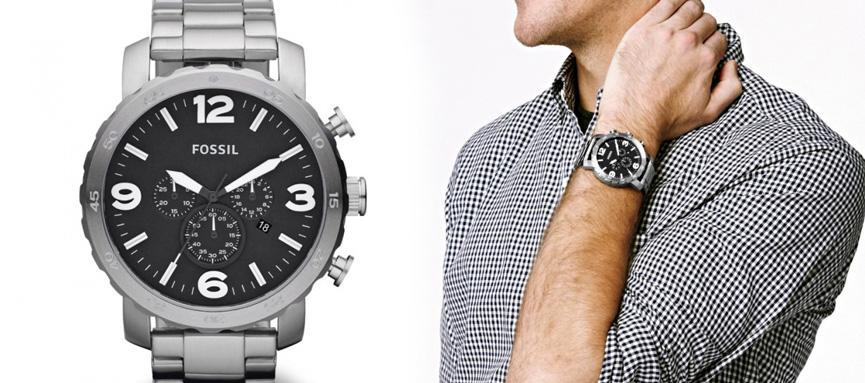 b7c0f588f6d Relógio Masculino Fossil. O maridão é apaixonado por relógios  O Rei das  Alianças está com preços especiais para esse Natal